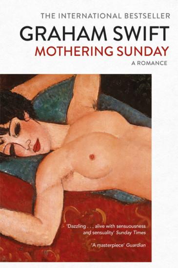 Graham Swift, Mothering Sunday - Slightly Foxed shop