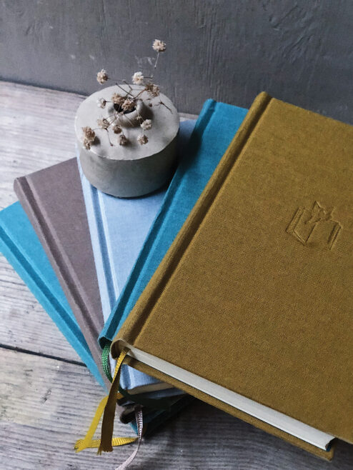 Slightly Foxed Editions Subscription