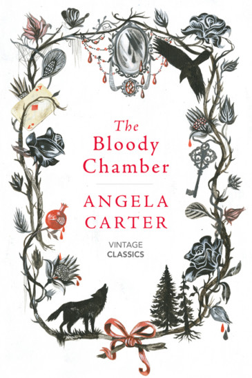 Angela Carter, The Bloody Chamber - Featured in Foxed Pod, Episode 7