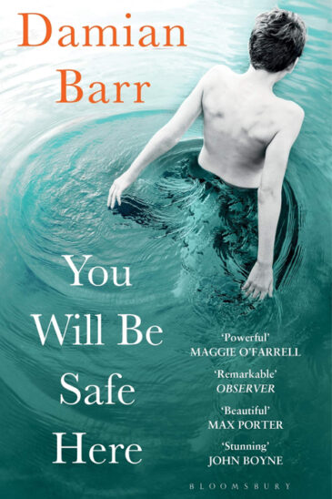 Damian Barr, You Will Be Safe Here
