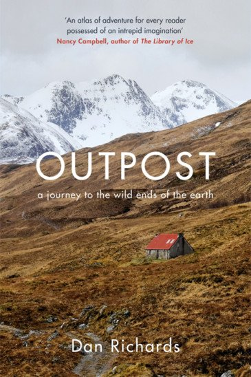 Dan Richards, Outpost - Slightly Foxed shop