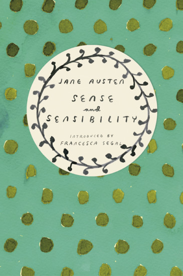 Jane Austen, Sense and Sensibility - Featured in Slightly Foxed Issue 62