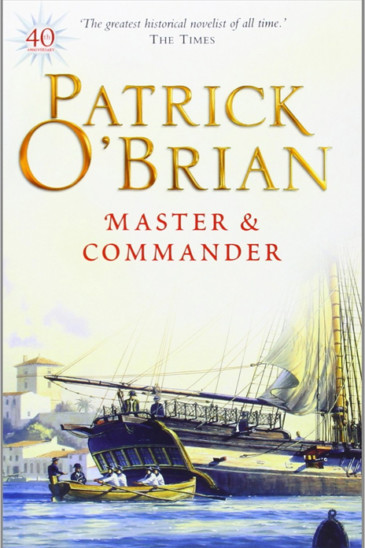 Patrick O'Brian, Master & Commander - featured on Foxed Pod, Episode 7