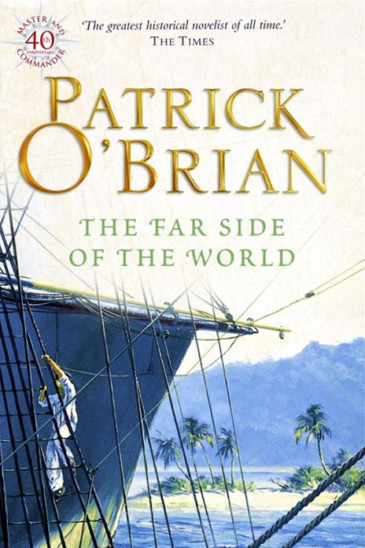 Patrick O'Brian, The Far Side of the World - Featured in Foxed Pod, Episode 7