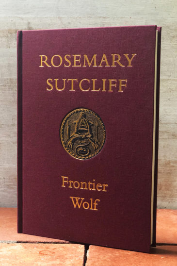 Rosemary Sutcliff, Frontier Wolf - Slightly Foxed Cubs