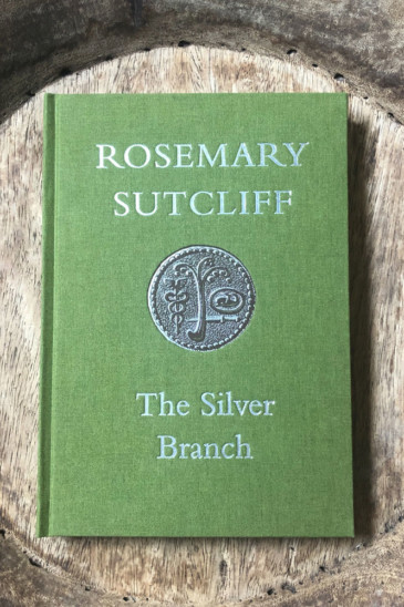Rosemary Sutcliff, The Silver Branch - Slightly Foxed Cubs