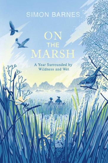 Simon Barnes, On the Marsh - Slightly Foxed shop