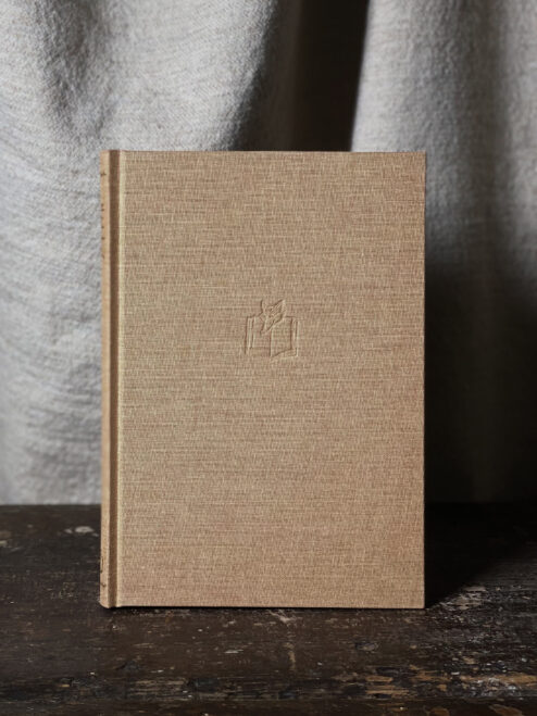 Large Fawn Notebook
