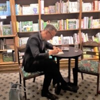 Bart van Es, The Cut Out Girl, Hatchards