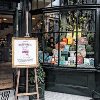 Bart van Es event, Hatchards