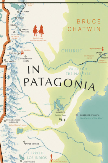 Bruce Chatwin, In Patagonia - Featured in Foxed Pod, Episode 8