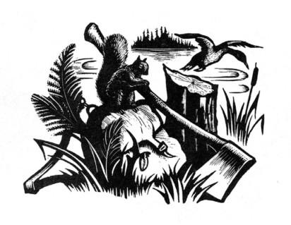 Clare Leighton - Richard Platt on Henry Thoreau, Slightly Foxed Issue 58