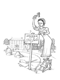 Daniel Macklin - Pauline Melville on Jane Austen, Slightly Foxed 62