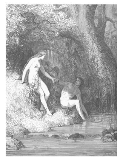 Gustav Dore - Christopher Rush, Paradise Lost - Slightly Foxed Issue 58