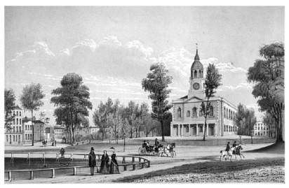 Holy Trinity Church Clapham - Ann Kennedy Smith, E.M. Forster
