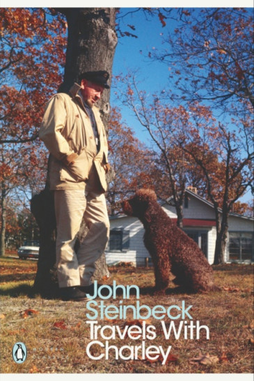 John Steinbeck, Travels with Charley - Featured in Foxed Pod, Episode 8