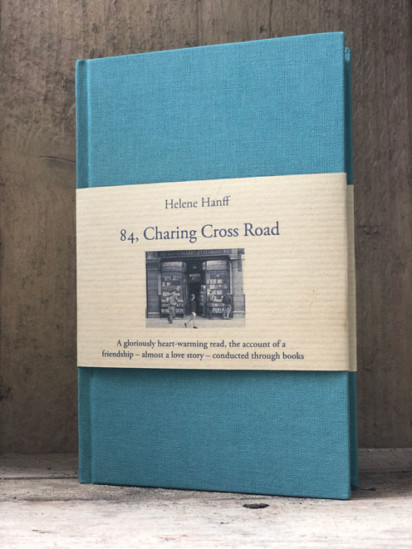 Plain Foxed Edition: Helene Hanff, 84 Charing Cross Road
