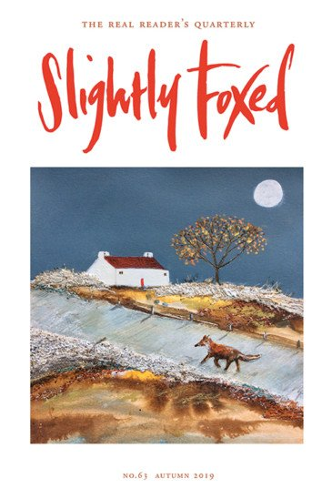 Slightly Foxed Issue 63