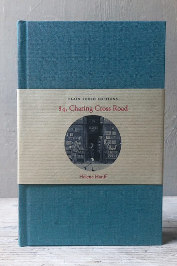 Helene Hanff, 84 Charing Cross Road, Plain Foxed Edition