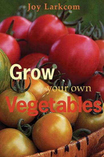 Joy Larkcom, Grow Your Own Vegetables - Foxed Pod Episode 9