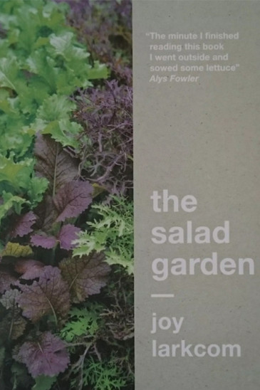 Joy Larkcom, The Salad Garden - Foxed Pod Episode 9