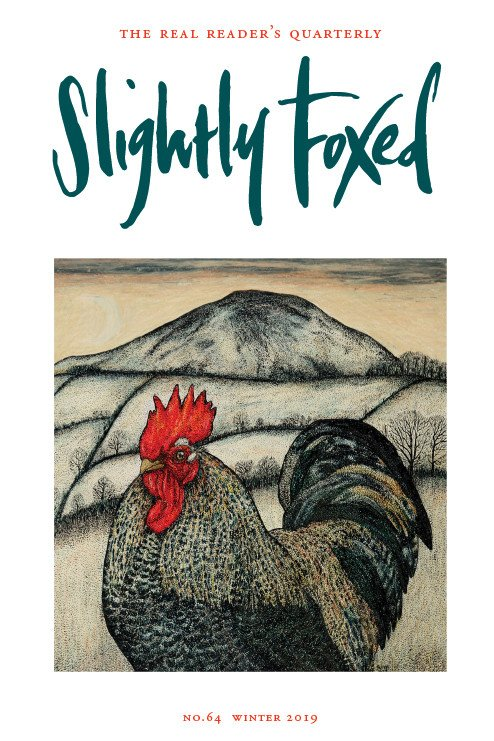Slightly Foxed Issue 64