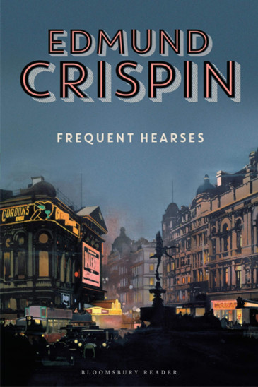 Edmund Crispin, Frequent Hearses - Gervase Fen mystery