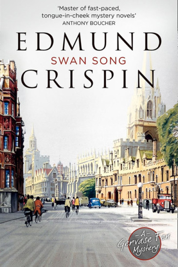 Edmund Crispin, Swan Song - Gervase Fen mystery