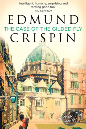 Edmund Crispin, The Case of the Gilded Fly