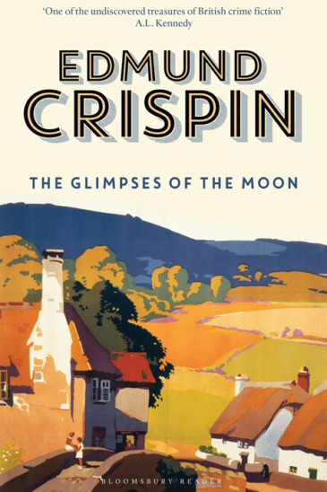 Edmund Crispin, The Glimpses of the Moon - Gervase Fen mystery