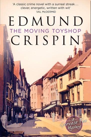 Edmund Crispin, The Moving Toyshop