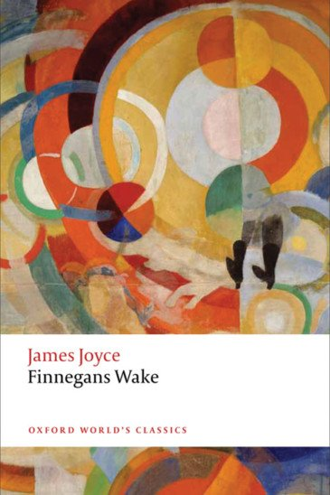James Joyce, Finnegans Wake