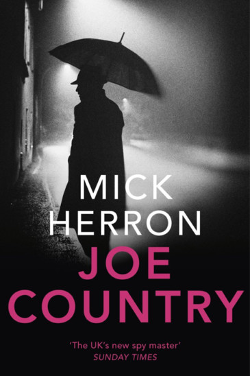 Mick Herron, Joe Country, Jackson Lamb thriller