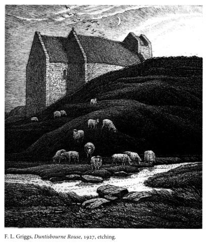 Miranda Seymour, Peter Davidson - F. L. Griggs, Duntisbourne Rouse