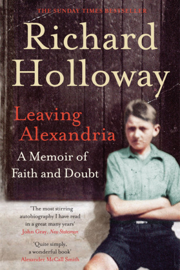 Richard Holloway, Leaving Alexandria