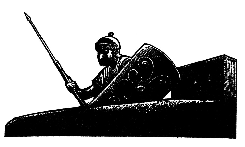 Sue Gaisford on Rosemary Sutcliff, The Eagle of the Ninth and The Silver Branch