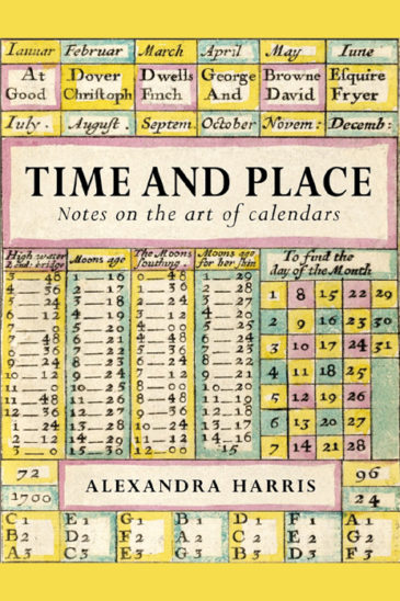 Alexandra Harris, Time and Place