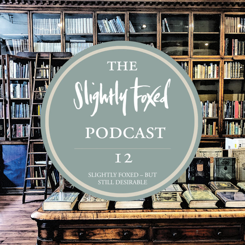 Foxed Podcast Episode 12 Sotherans