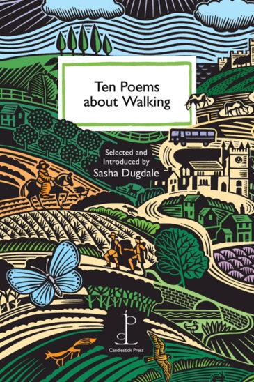 Ten Poems About Walking, Candlestick Press