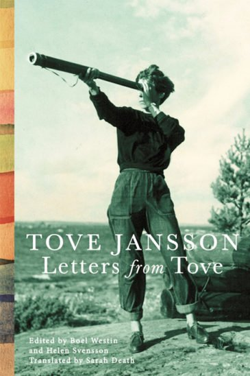 Tove Jansson, Letters from Tove