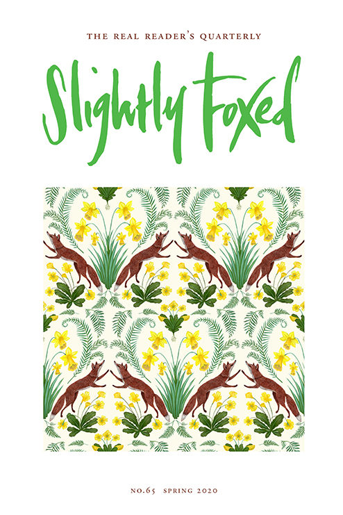 Slightly Foxed Issue 65