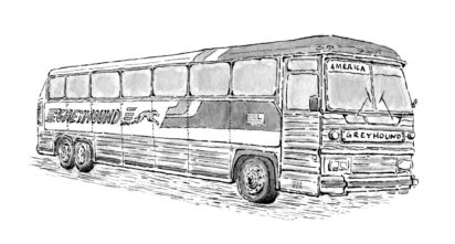 Anthony Gardner on Irma Kurtz, The Great American Bus Ride