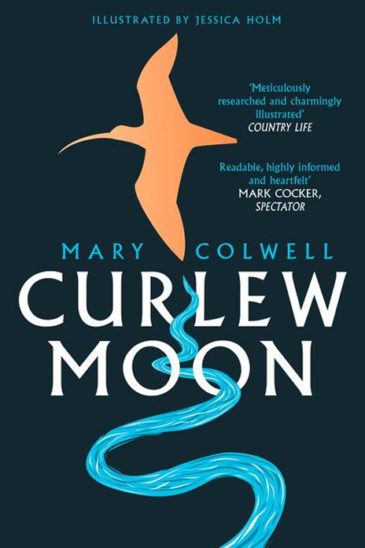 Mary Colwell, Curlew Moon - Slightly Foxed