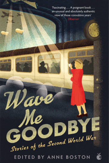 Anne Boston, Wave Me Goodbye - Slightly Foxed shop