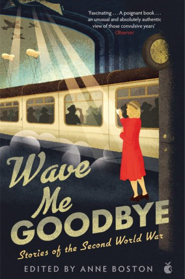 Anne Boston, Wave Me Goodbye - Slightly Foxed shop