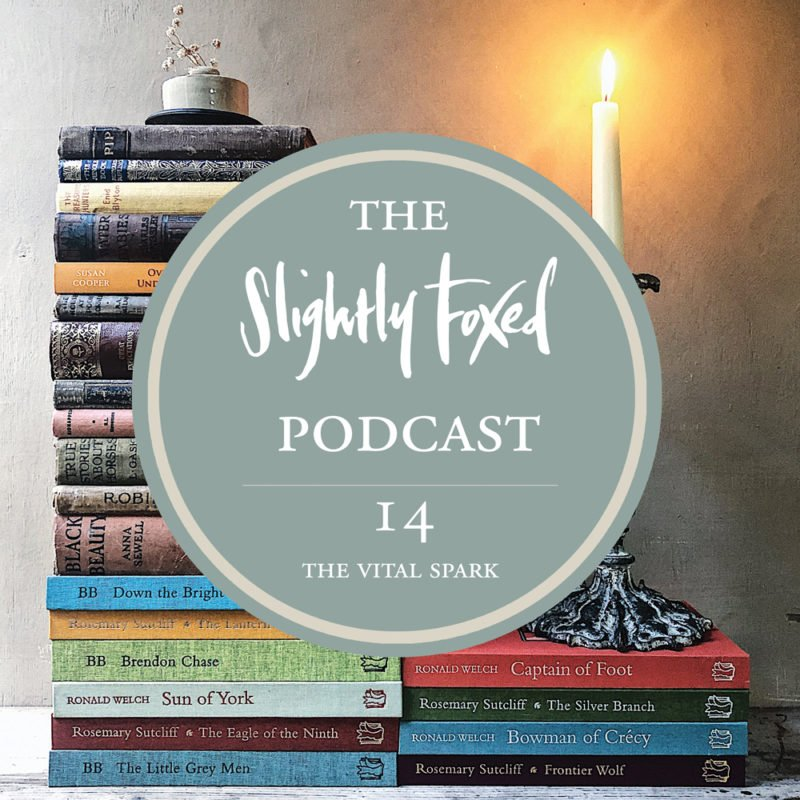 Foxed Pod Episode 14 | The Vital Spark