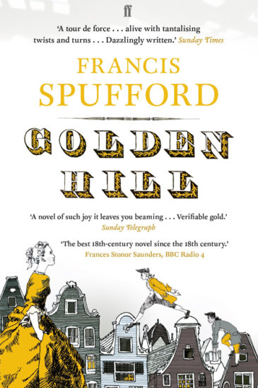 Francis Spufford, Golden Hill - Slightly Foxed shop