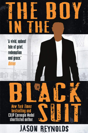 Jason Reynolds, The Boy in the Black Suit - Slightly Foxed shop