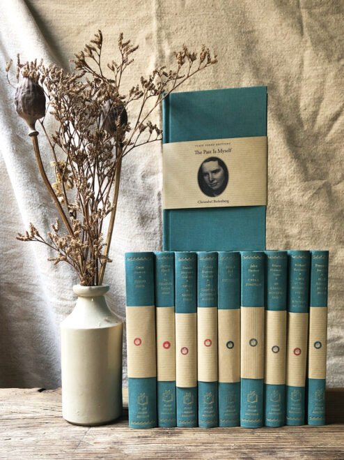 A Set of Plain Foxed Editions