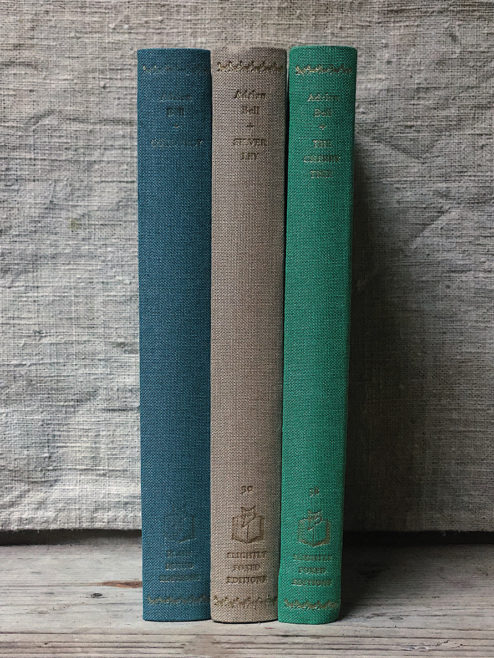 The Adrian Bell Trilogy: Corduroy, Silver Ley & The Cherry Tree